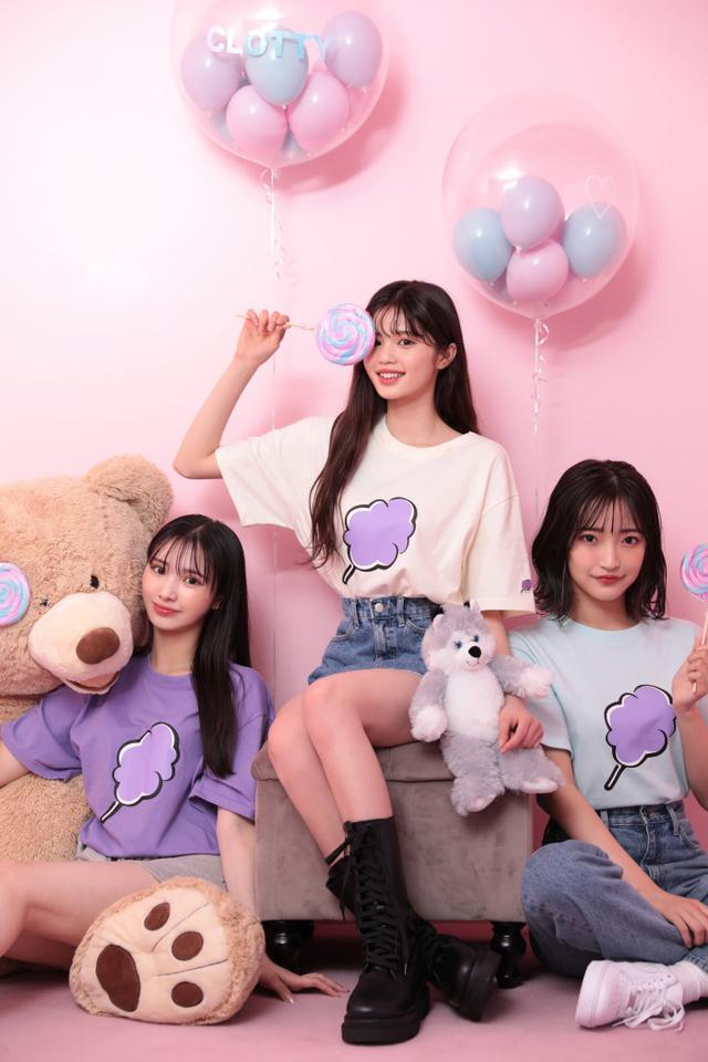 画像: Girls2の小川桜花、山口綺羅、原田都愛がファッショントーク!