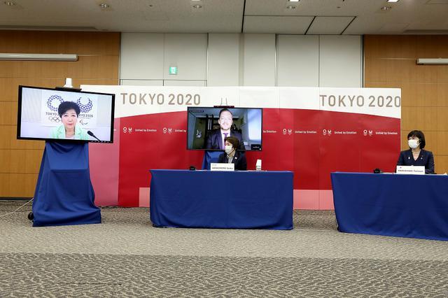 画像: 東京五輪の観客上限の決定は6月。橋本会長は「無観客も覚悟」