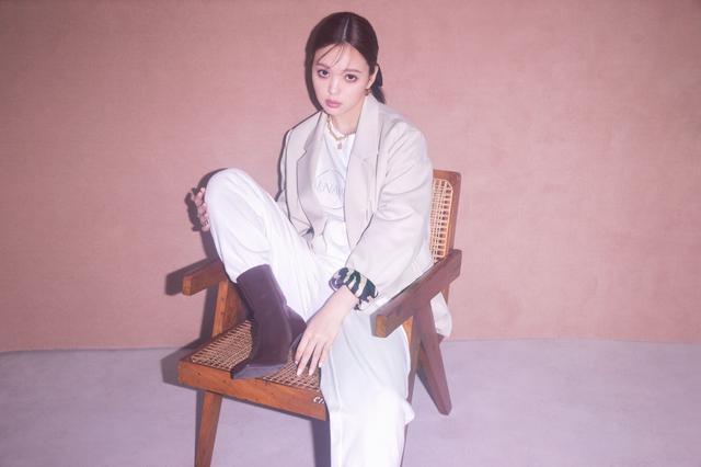 画像: 藤田ニコルが新ブランド『CALNAMUR』立ち上げ! 「トキメク素敵なお洋服を作っていきたい」