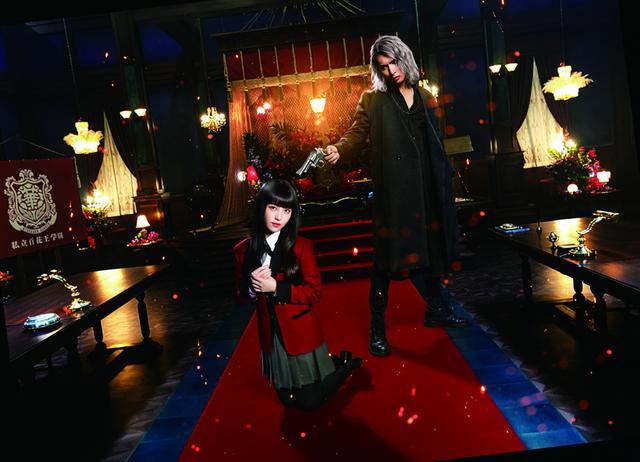 画像: 『映画 賭ケグルイ』新公開日が決定! 浜辺美波ら登壇の初日舞台挨拶を全国劇場で中継