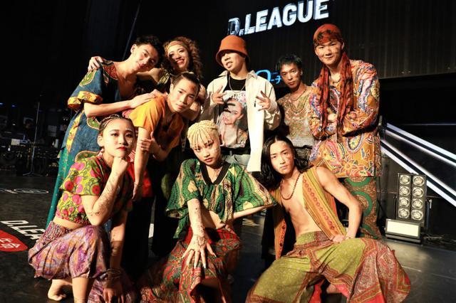 画像: SEPTENI RAPTURES、喜びのダンスで制す! <Dリーグ ROUND.9>