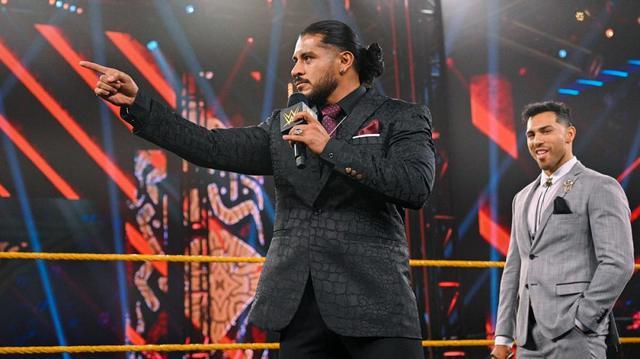 画像: 王者KUSHIDAと前王者エスコバーのNXTクルーザー級王座リマッチが次週のNXTで決定【WWE NXT】