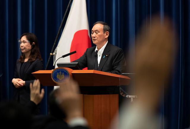 画像: 緊急事態宣言延長も「人流の減少という初期の目的は達成できた」と菅首相