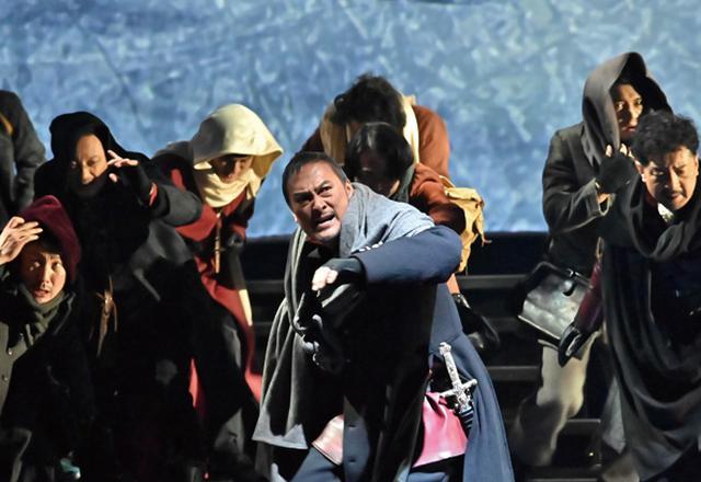 画像: 渡辺謙、宮沢氷魚が火花を散らす! 舞台『ピサロ』アンコール公演