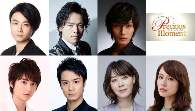 画像: 井上芳雄、凰稀かなめ、加藤和樹らミュージカルスターたちがトークライブ