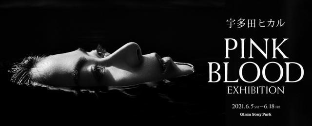 画像: 宇多田ヒカルの新曲「PINK BLOOD」の世界観を堪能する展示会 5日から銀座で