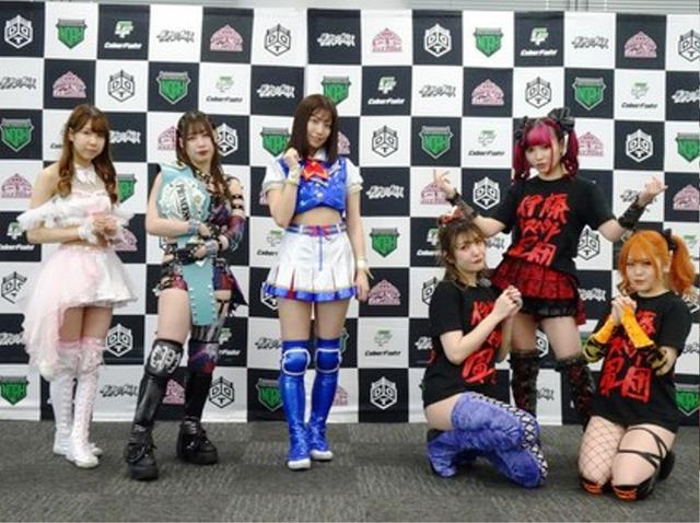 画像: プロレスデビュー2戦目のSKE48荒井優希「今の全力を出したいと思います」【6・6サイバーフェス】