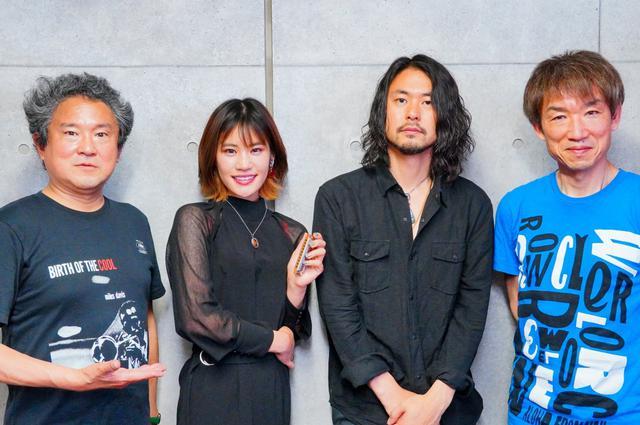 画像: 映画『のさりの島』劇中のエモーショナルなブルースハープを交え渋谷でミニライブ