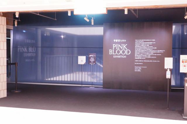画像: 鏡の中の宇多田ヒカルになりきれる!銀座ソニービルで宇多田ヒカル『PINK BLOOD EXHIBITION』開催