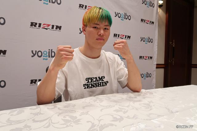 画像: 那須川天心が1vs3マッチに「みんなが思っているほど簡単じゃない」【RIZIN.28】