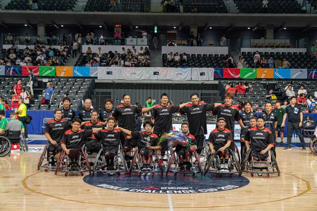 画像: 車いすバスケ日本代表12名が決定!最高の布陣で東京パラへ