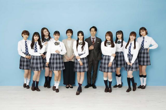 画像: Girls2が原宿を盛り上げる主演ドラマ「ガル学。」にEXILE TETSUYA、筧美和子らの出演が決定