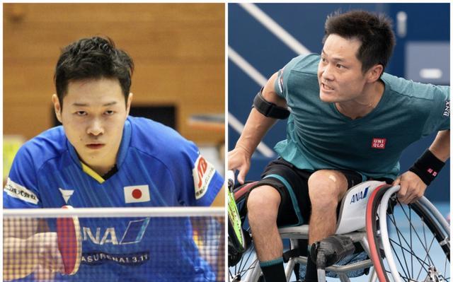 画像: パラ日本代表選手団が発表!主将は車いすテニス・国枝、旗手に卓球・岩渕が選出!