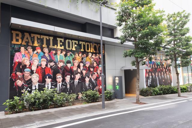 画像: 渋谷で「BATTLE OF TOKYO EXHIBITION」開幕!GENERATIONSらJr.EXILE世代のグループ中心のプロジェクト