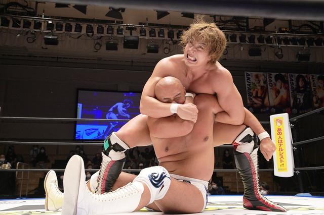 画像: 竹下幸之介が秋山準組を破ってKO-Dタッグ王座死守。2冠獲りに向け猛アピール【DDT】