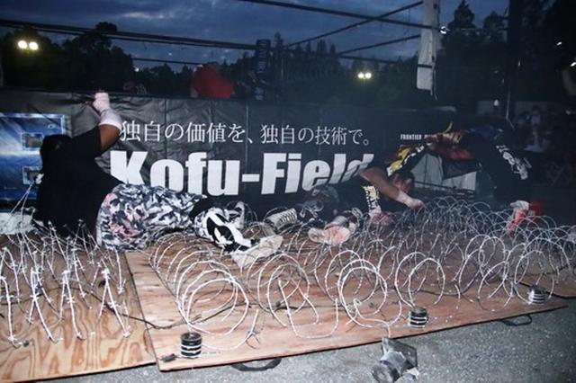 画像: 大仁田厚が師匠の魂が憑依したミスター・ポーゴにイス爆破で屈辱のフォール負け【FMW-E】