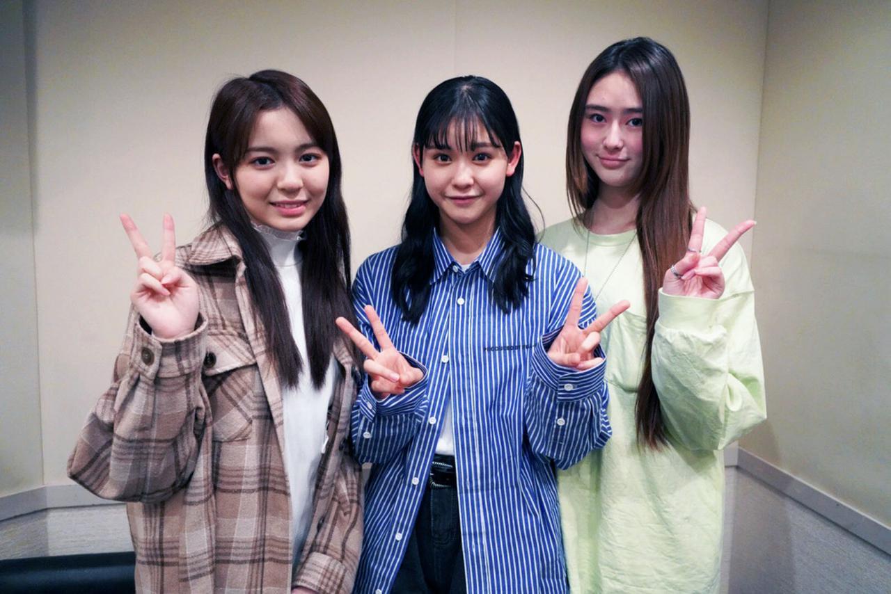 画像: Girls²のニューEPのMV撮影でのエピソードを披露【JAPAN MOVE UP】