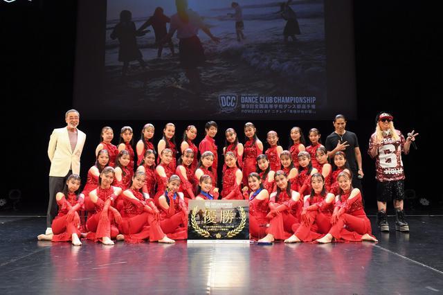 画像: 山村国際高等学校が情熱のダンスで優勝! 第9回全国高等学校ダンス部選手権