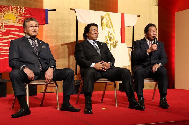 画像: 日本プロレス殿堂会が「日本プロレス史70周年記念大会『LEGACY』」の一部対戦カードを発表