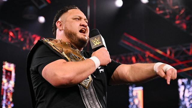 画像: 新王者サモア・ジョーがピート・ダン、LAナイトらと大乱闘。NXT王座戦線は混沌【WWE NXT】