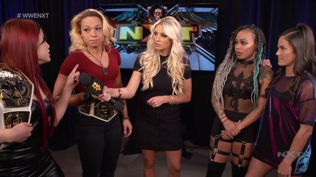 画像: NXT女子タッグ王者・紫雷イオが次週のNXTで初防衛戦もゾーイとのチームワークには不安【WWE NXT】