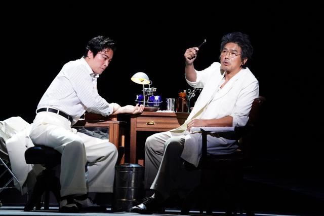 画像: 桐谷健太「ギンギンに感じて」舞台『醉いどれ天使』が開幕