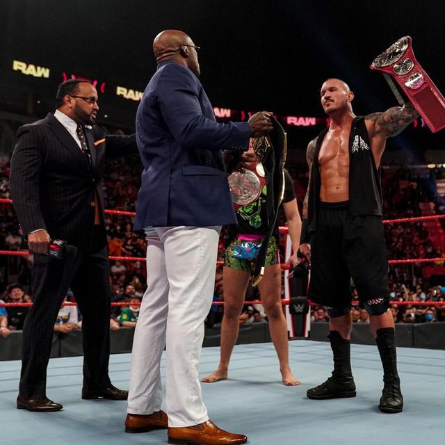 画像: ラシュリーとオートンの遺恨激化。次週にロウタッグ王座戦、PPVではWWE王座戦が決定【WWE】