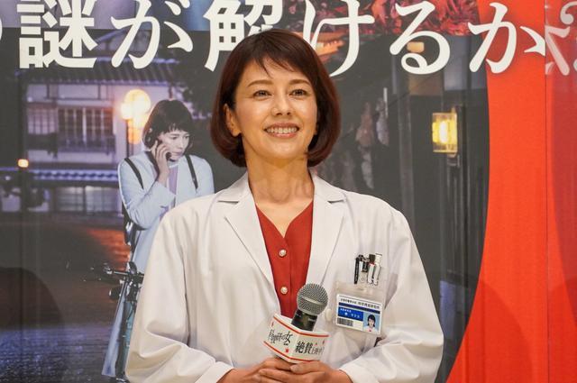 画像: 沢口靖子、劇場版『科捜研の女』の反響を語る「クレヨンしんちゃんやコナンのように...」