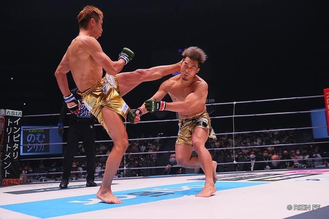 画像: 太田忍がMMA初勝利。RIZINバンタム級とUFC王座獲りへ改めて意欲【RIZIN】