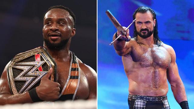画像: ビッグEがラシュリーとのスチールケージ戦を制して王座防衛も突如登場のマッキンタイアが挑発【WWE】