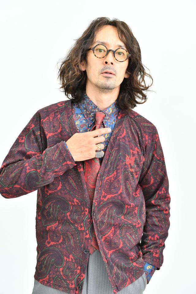 """画像: 滝藤賢一、服を語る「ファッションは""""悪友""""。 自分の人生を楽しくしてくれるもの」"""
