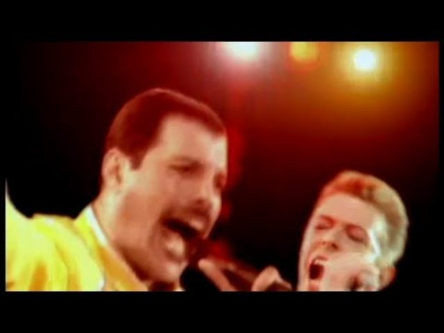 画像: Queen & David Bowie - Under Pressure (Classic Queen Mix) www.youtube.com