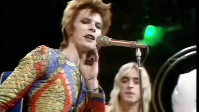 画像: David Bowie - Starman (1972) HD 0815007 www.youtube.com