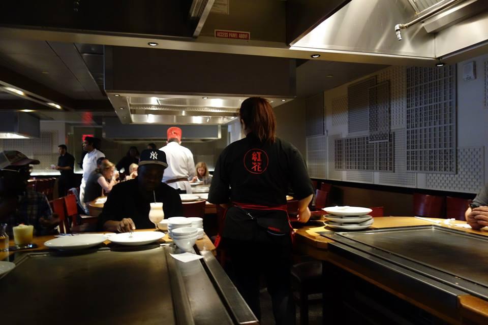画像: 実は映画のギャグ要素にもなっていたレストラン