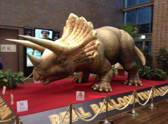 画像1: 生田晴香が2014年夏に行けた恐竜イベント