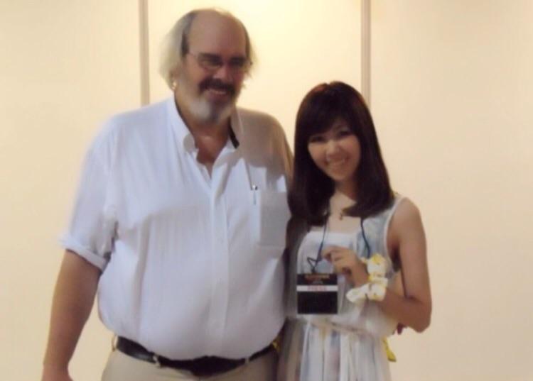 画像: ジャック・ホーナー博士と生田晴香