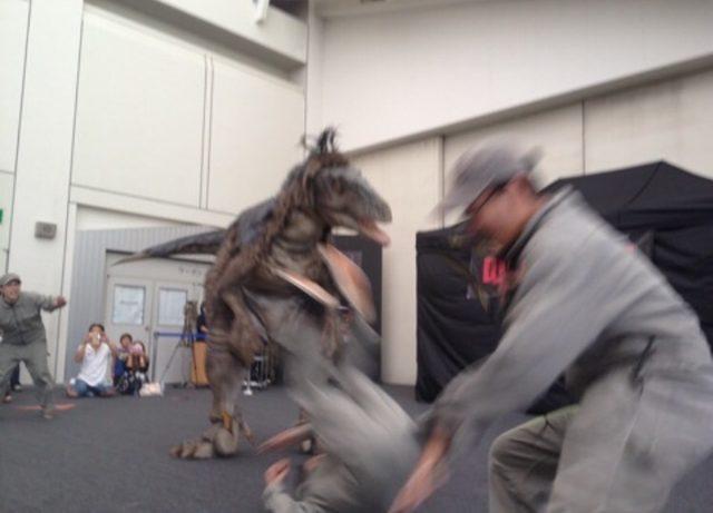 画像5: 生田晴香が2014年夏に行けた恐竜イベント