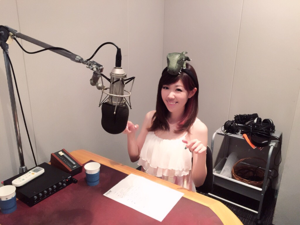 画像: ラジオ「ピートのふしぎなガレージ」が恐竜特集だったので生田晴香ゲスト出演してきました。