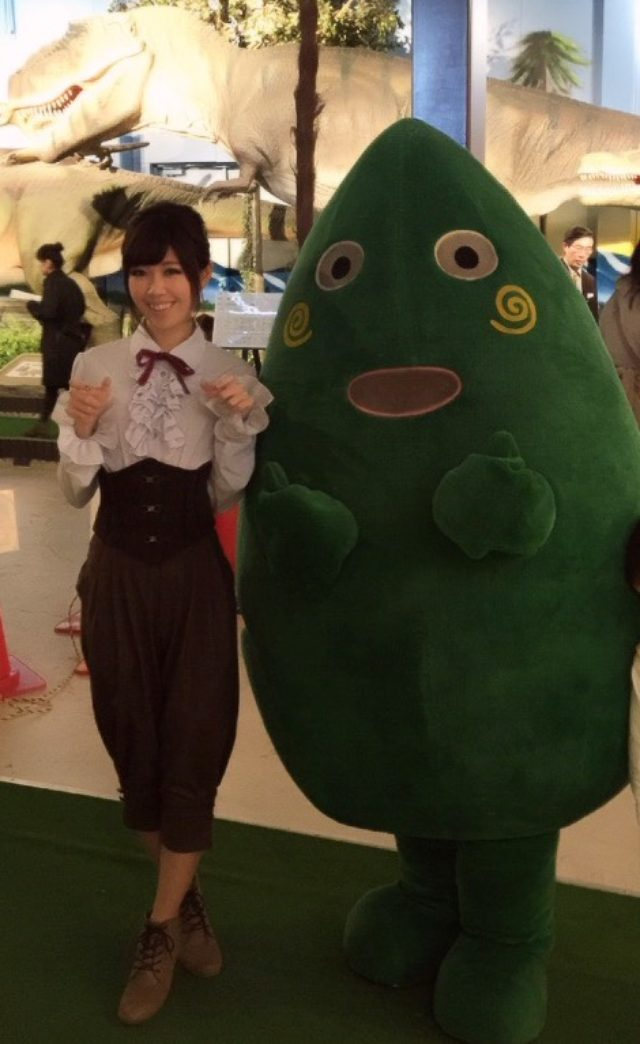 画像: 生田晴香とやまとん