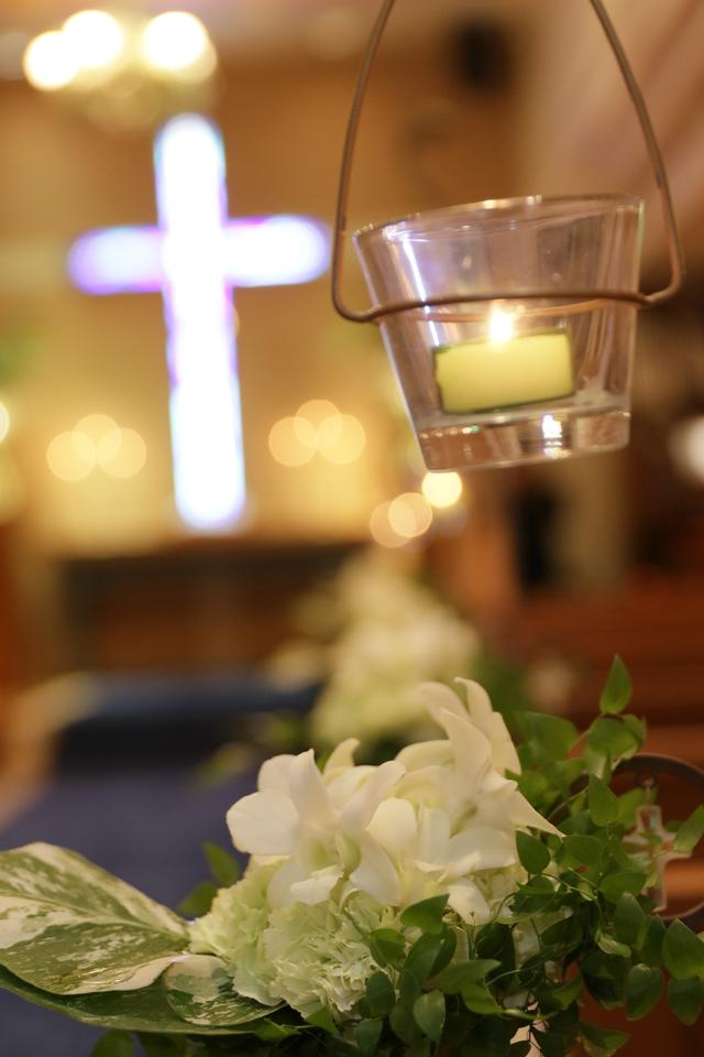 画像: 結婚式のイメージ図