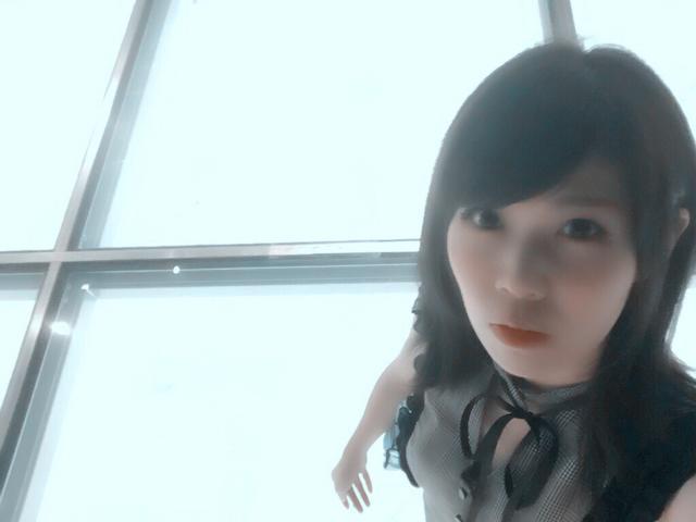 画像: 生田晴香でした。
