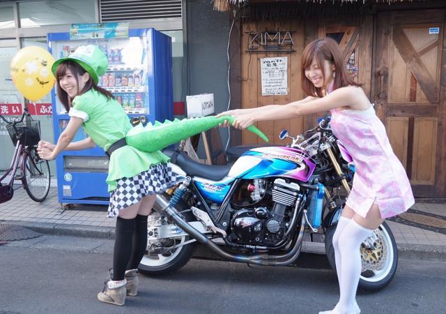 画像: ハロウィンが近いのでコスプレをする生田姉妹です。どうも。