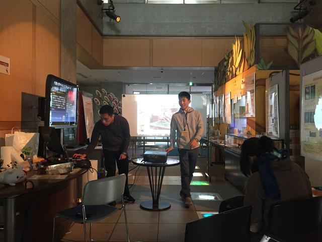 画像: 左、加藤さん。右、豊田さん。