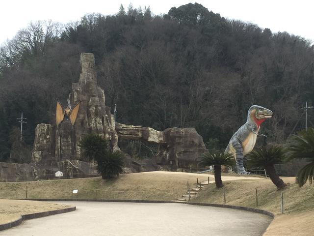 画像: 恐竜公園