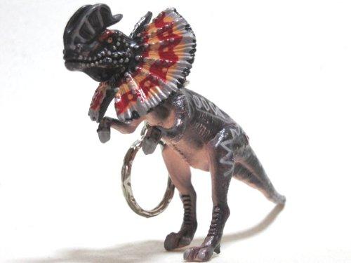 画像: ジュラシック・パークのディロフォサウルス www.amazon.co.jp