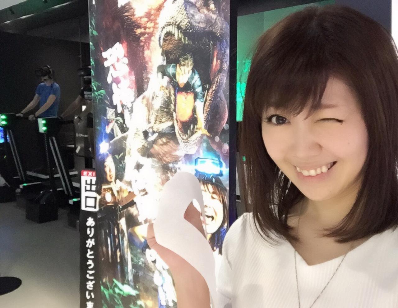 画像: 超現実エンターテインメントEXPO 「VR ZONE SHINJUKU」!!