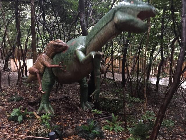 画像1: 動く恐竜いっぱい!ディノアドベンチャー名古屋