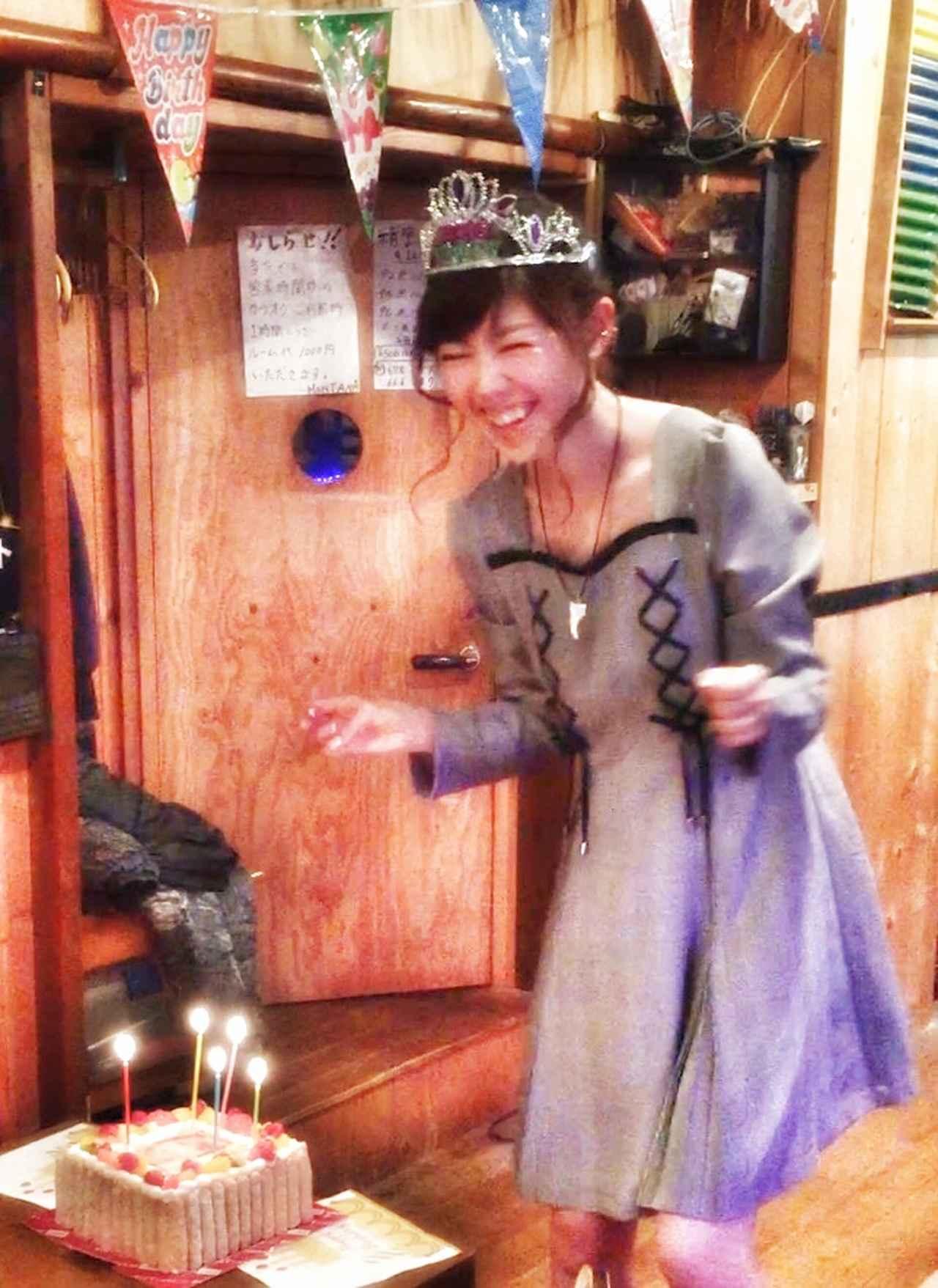 画像: 3/27誕生日の生田晴香です。