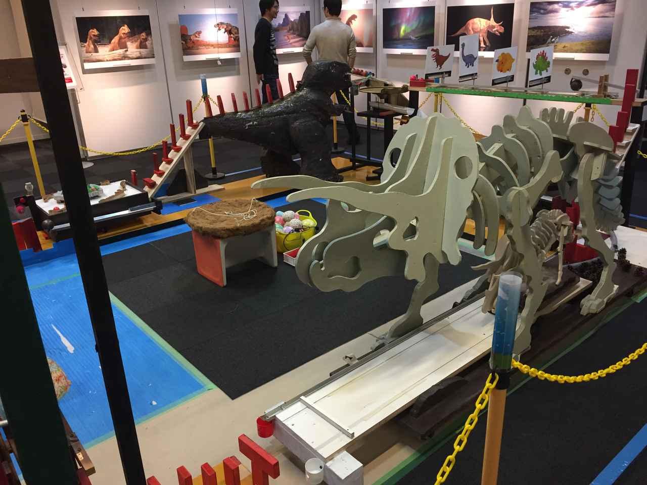 画像3: わくわく恐竜ランドはオギャってる要素と美しさ満載祭り!
