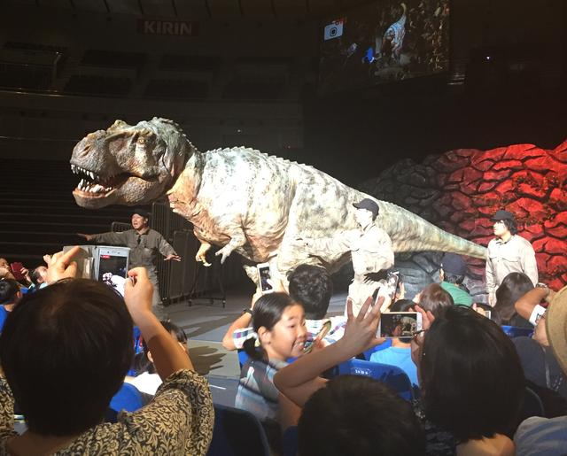 画像: ティラノサウルス